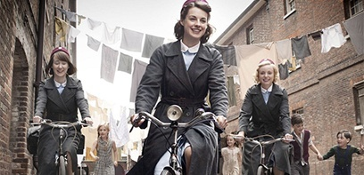 Renouvellements pour Call the Midwife, Death in Paradise et Stella
